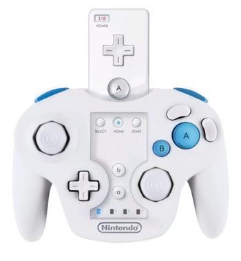 Mando de GameCube