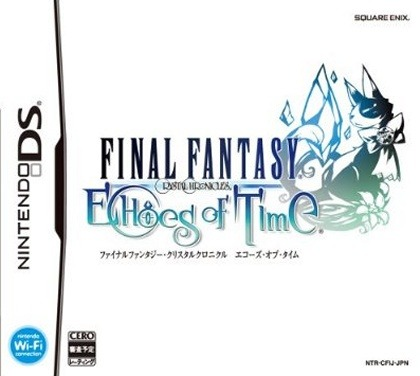 Final Fantasy Crystal Chronicles : Echoes of Time DS