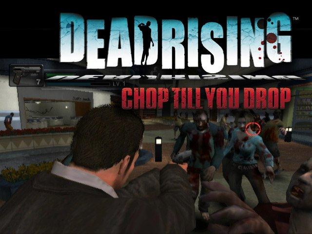 Mas De 100 Zombies En Dead Rising Chop Till You Drop Para Wii