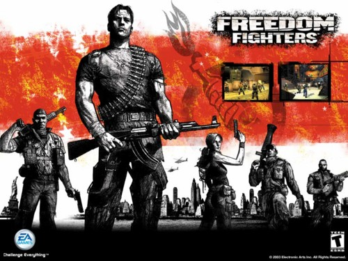 Freedom Fighters Para Pc