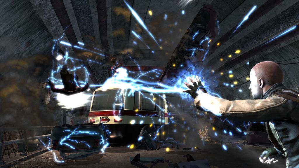 Dos nuevos vídeos de inFamous para PS3 | Acción | Juegos ...