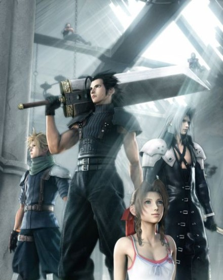 crisis core final fantasy vii gran Imagenes de Final Fantasy