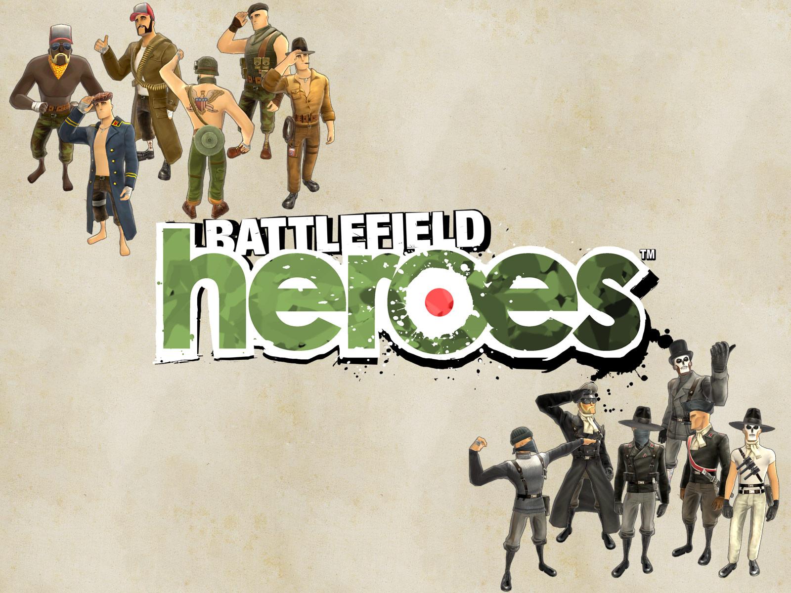 Battlefield Heroes Se Estrenará Este Verano Ahora Beta