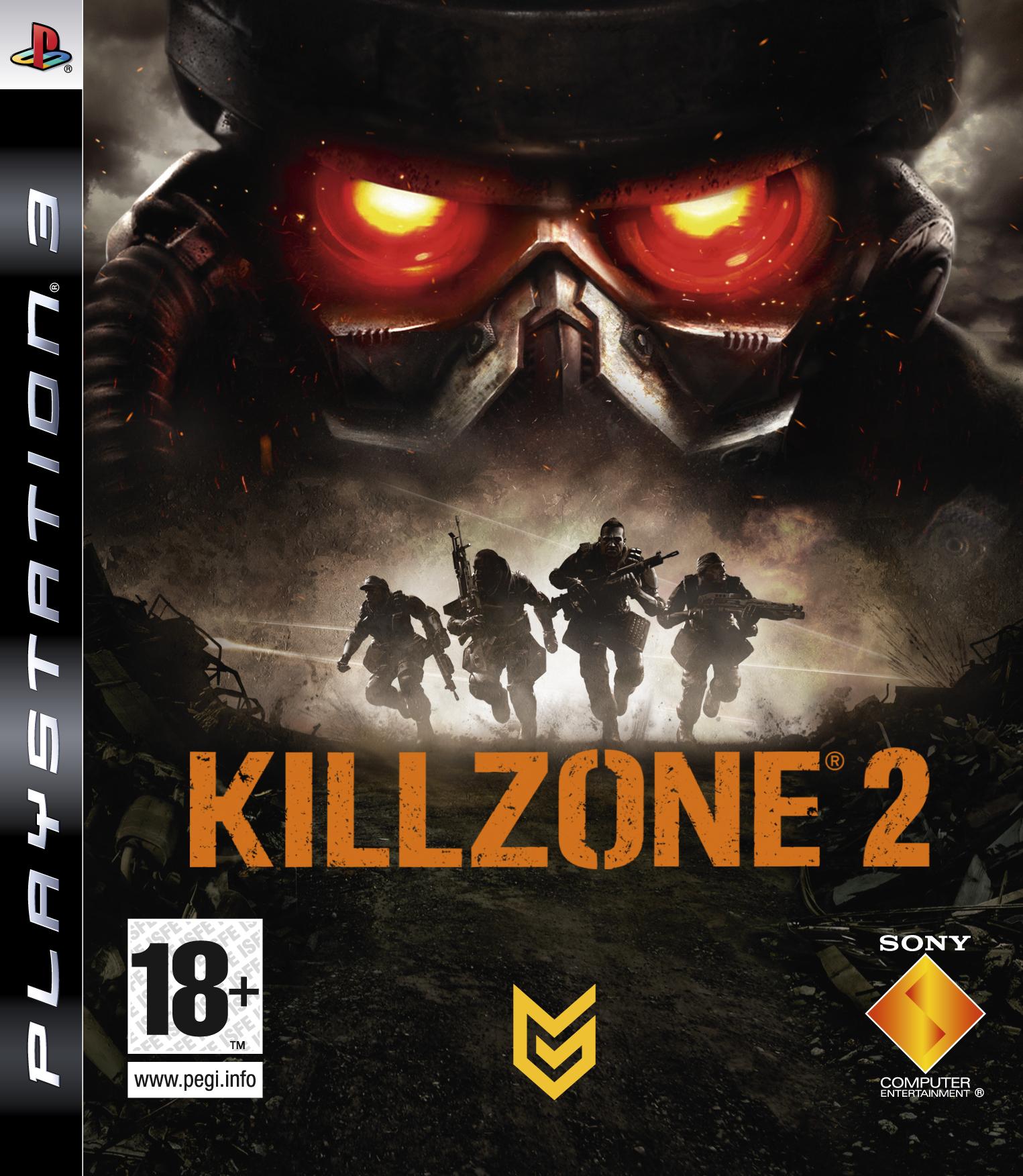 KillZone 2 Portada