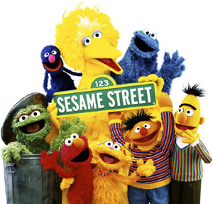 Sesame-Street-Characters
