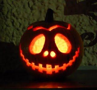 calabaza hallowen