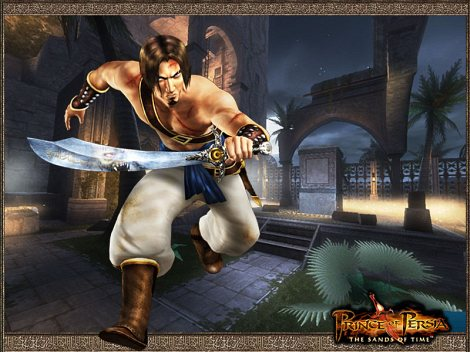 Prince of Persia- The Sands of Time