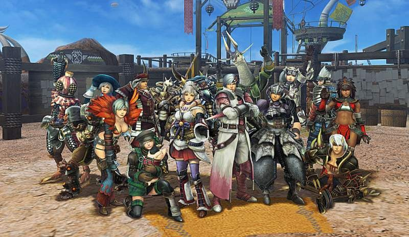 Monster_Hunter_Frontier_Online_1