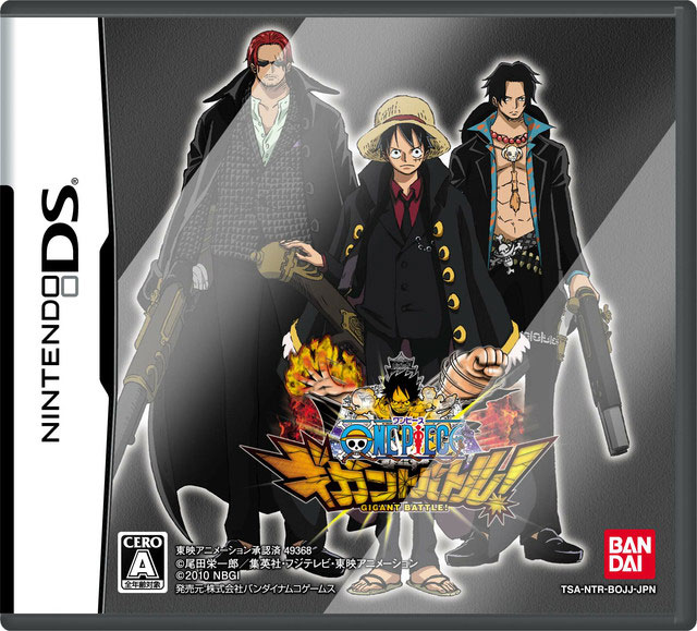 Descarga One piece Giant battle DS (EUR) Gratis