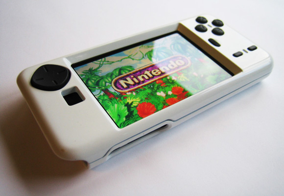 iPhone-Game-Pad