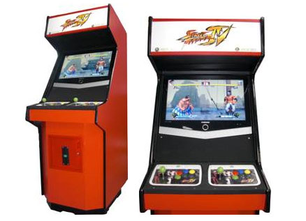 Super Street Fighter IV Arcade