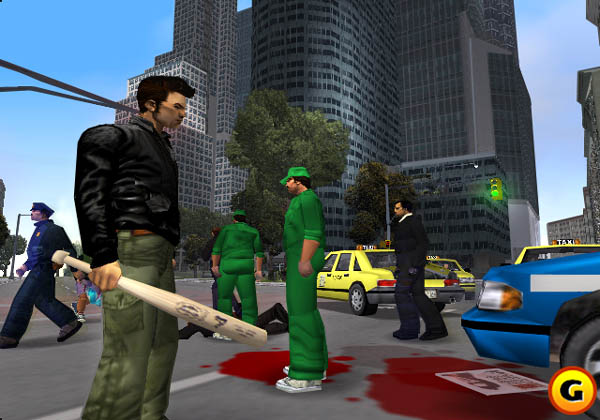 (Aporte) Grand Theft Auto III ® | APK + SD