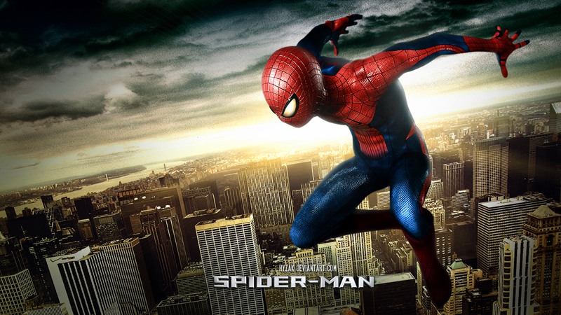 Spider-Man-The-Amazing