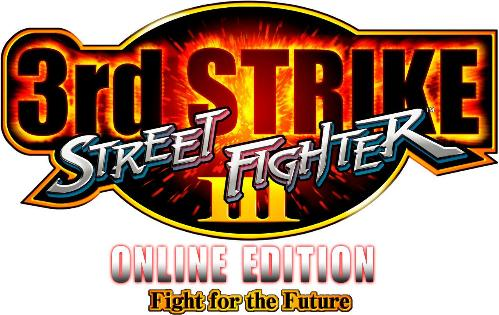 Street_Fighter_III_3rd Strike_Online_Edition_logo