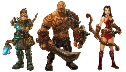 Torchlight_Classes