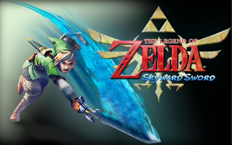 The Legend Of Zelda Skyward Sword Para Wii Aventura Plataformas